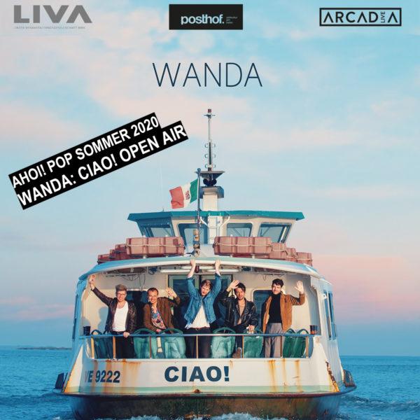 Wanda / Open Air | 17.7.2020 | Ahoi! Pop Sommer 2020
